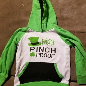 Other - Boys Size Small St. Patrick's Day Sweatshirt